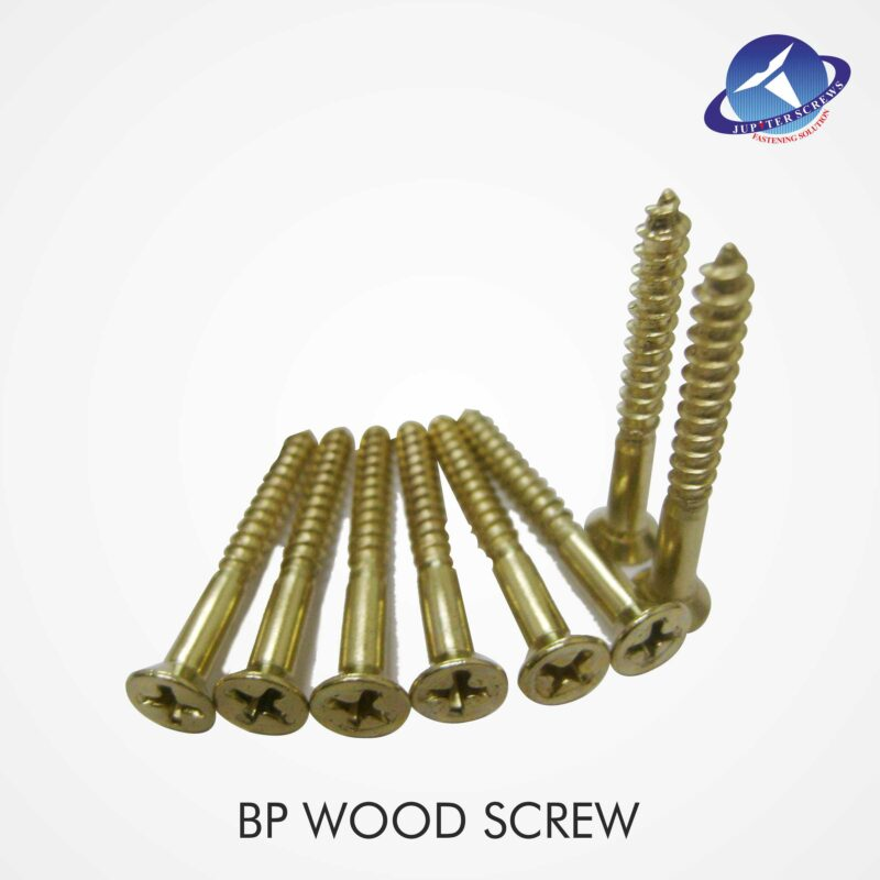 bp wood screw