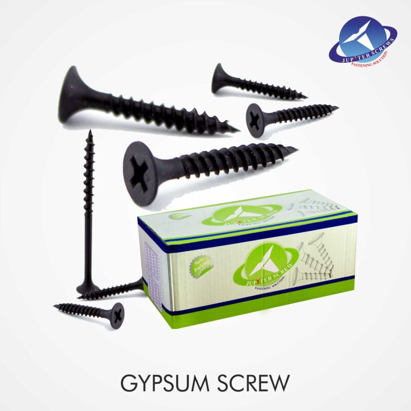 gypsum screw