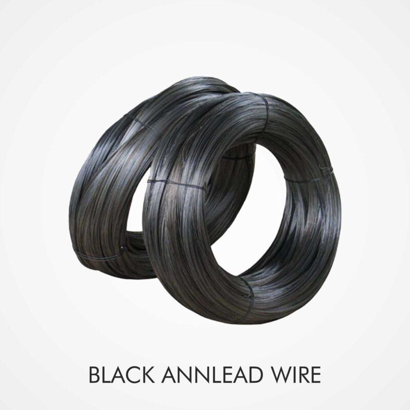 BLACK ANNLEAD WIRE