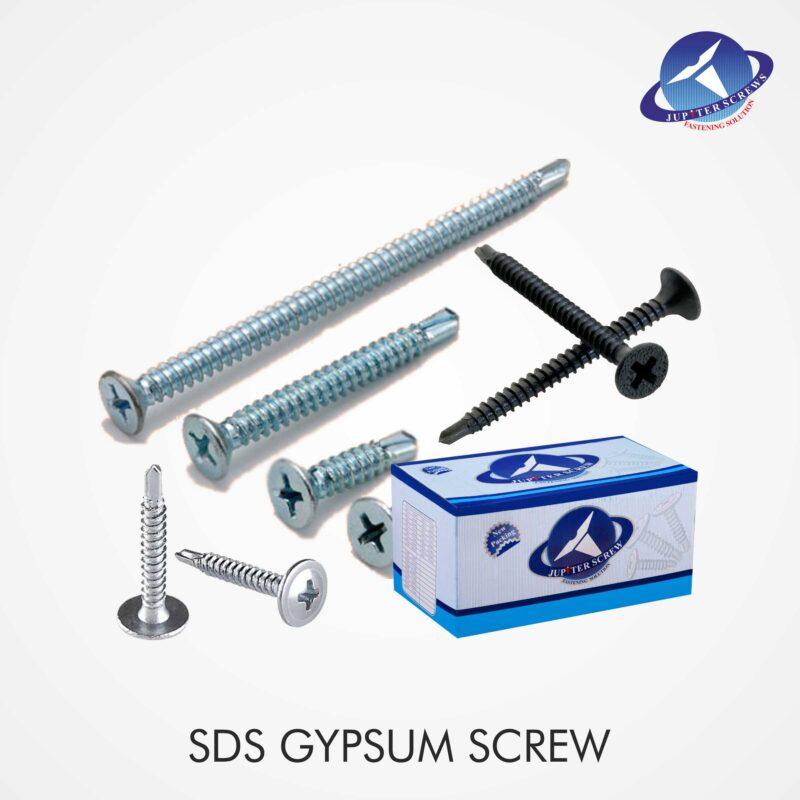 sds gypsum screw